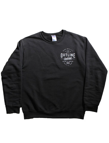 The Sunday Crewneck - Outline Apparel