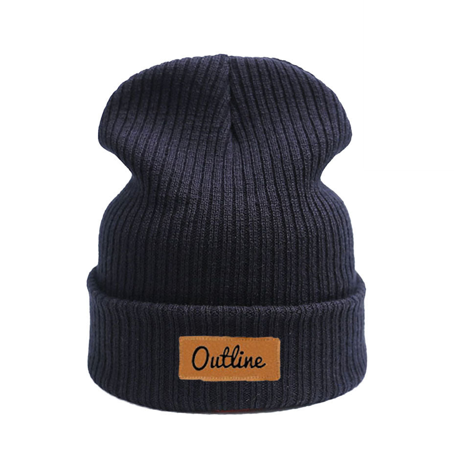 PRE ORDER Toque/Beanie - Charcoal Black - Outline Apparel