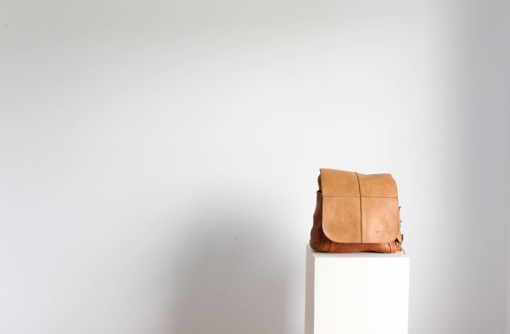 Bernii Baby Bag | Tan