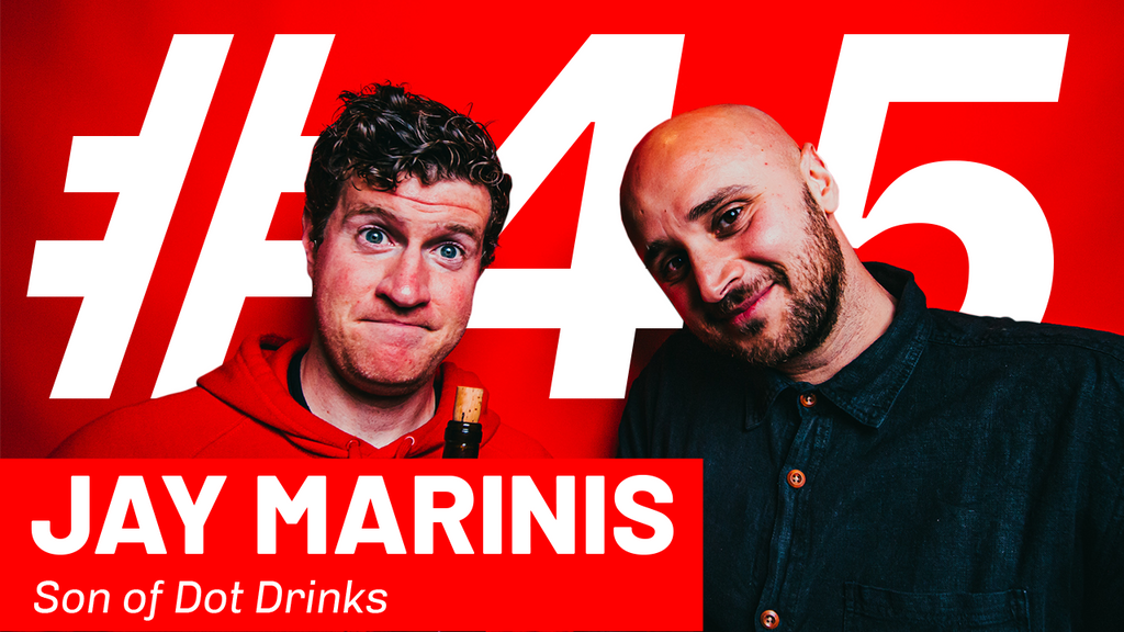 WFTP Episode 45: Jay Marinis (Son of Dot Drinks)