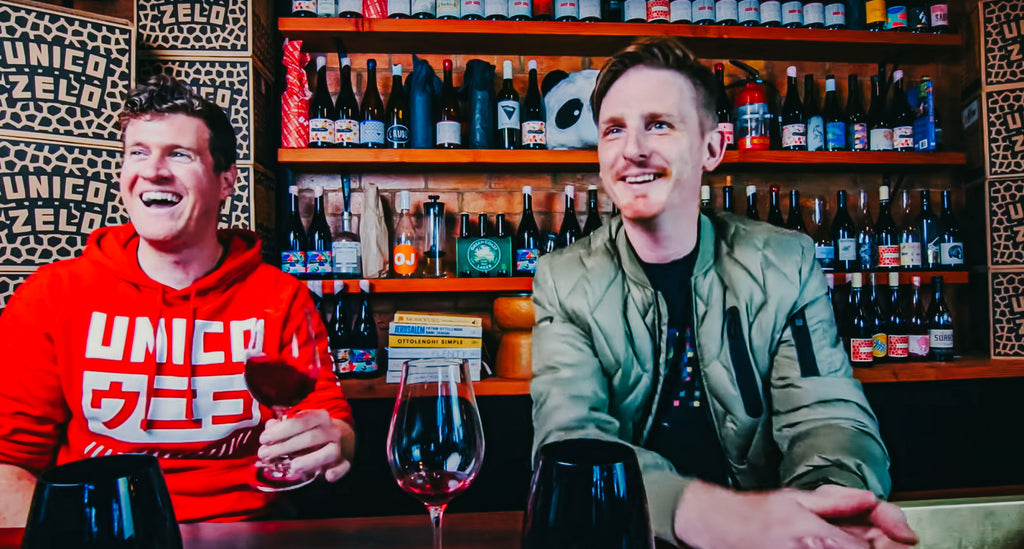 WFTP Episode 22: Josh Picken (Sommelier)