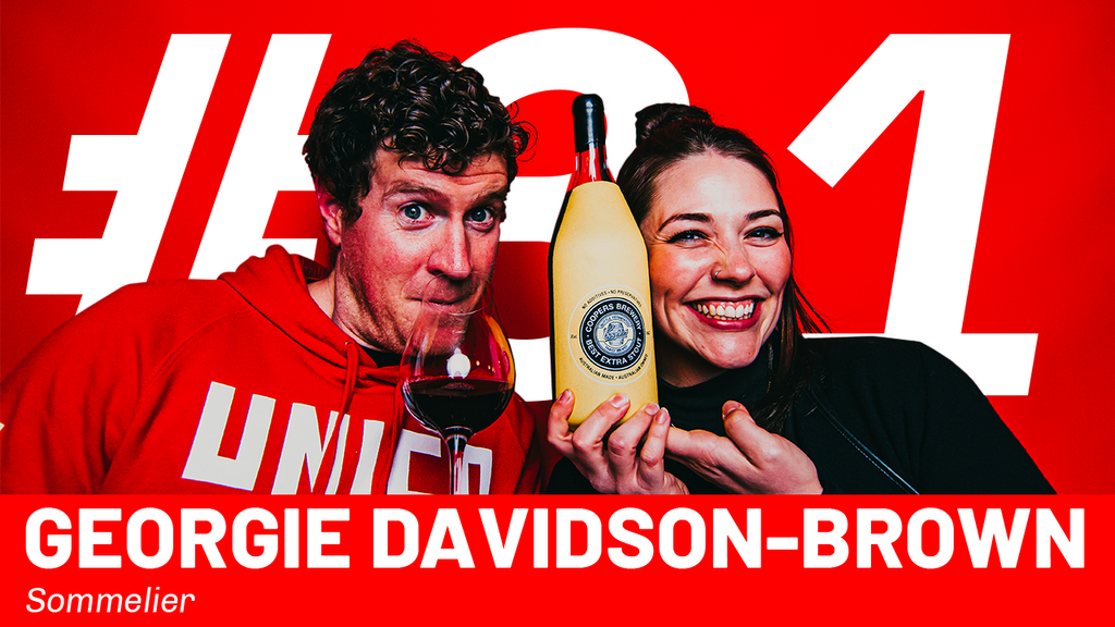 WFTP Episode 31: Georgie Davidson-Brown (Sommelier)