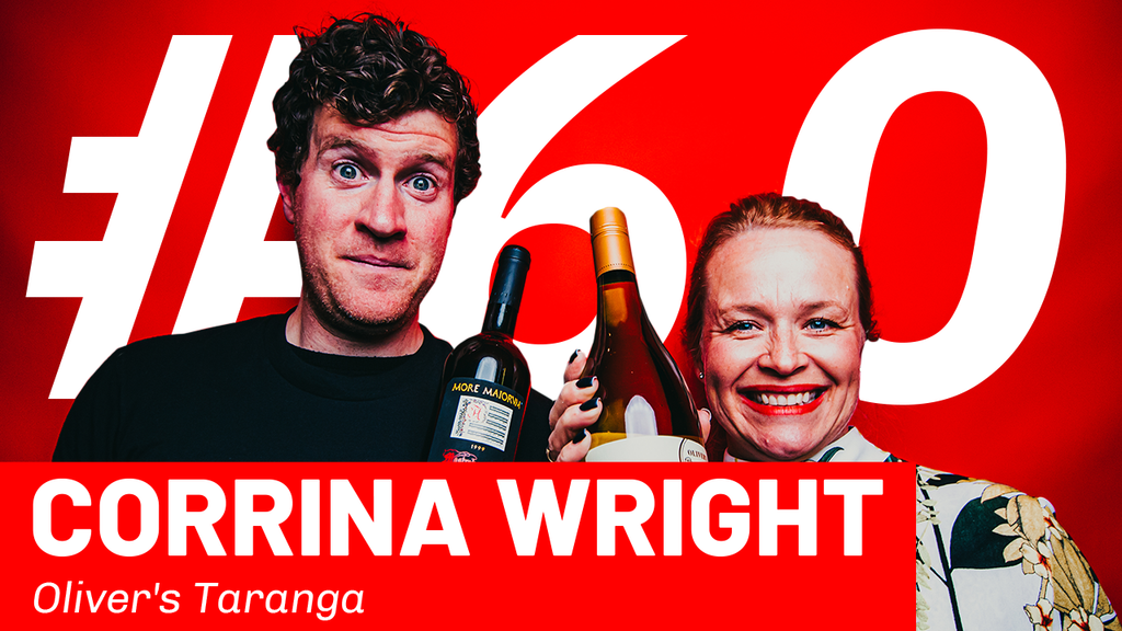 WFTP Episode 60: Corrina Wright (Oliver's Taranga)