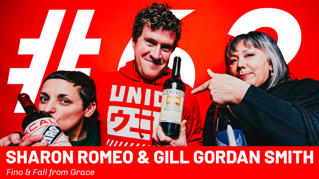 WFTP Episode 62: Sharon Romeo & Gill Gordan Smith (Fino & Fall From Grace)