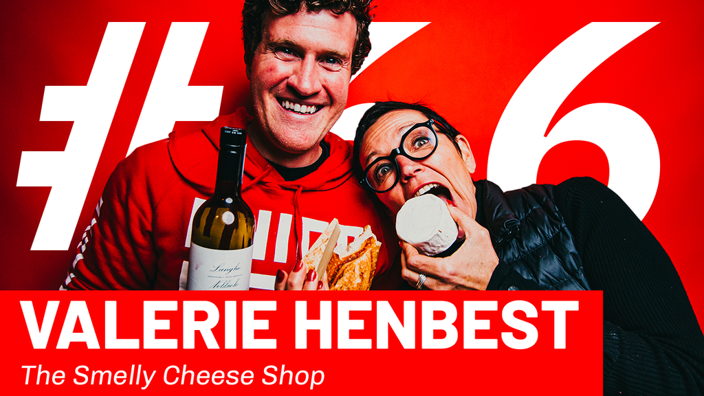 WFTP Episode 66: Valerie Henbest (The Smelly Cheese Shop)