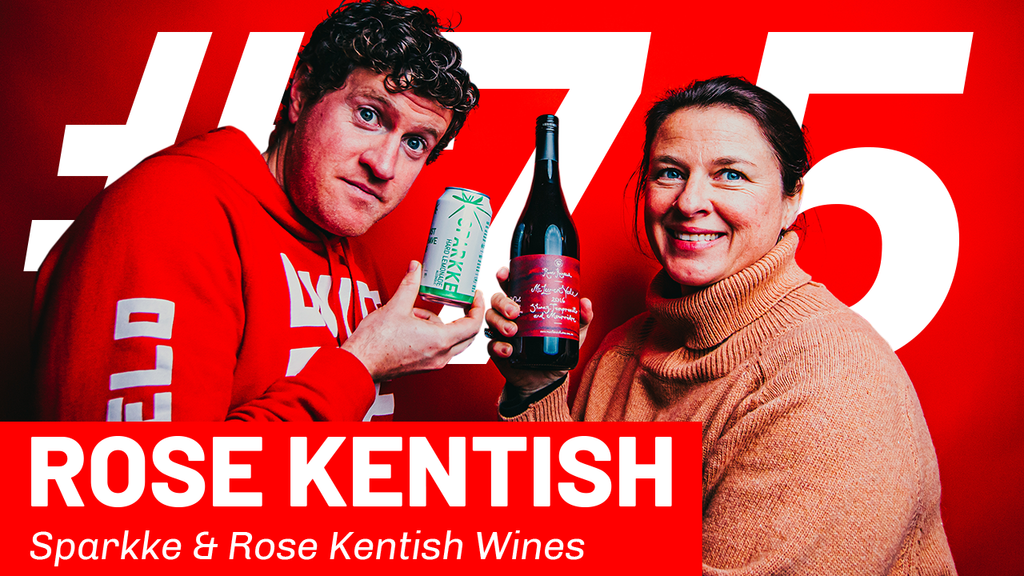 WFTP Episode 75: Rose Kentish (Sparkke & Rose Kentish Wines)