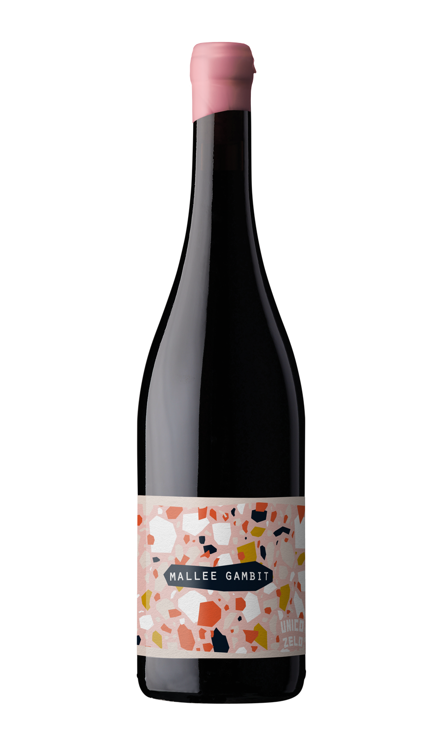 Unico-Zelo-Mallee-Gambit-Wine-Label-Design