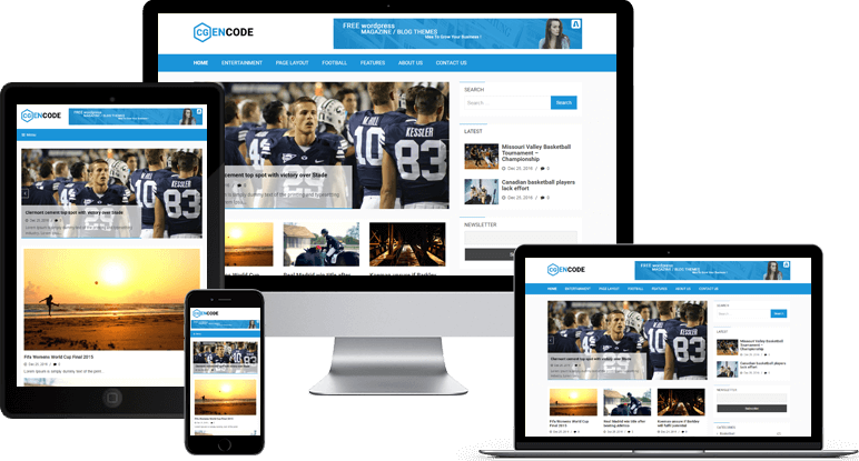 Encode Lite Responsive Wordpress Theme