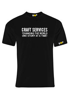 Craft Services | Black