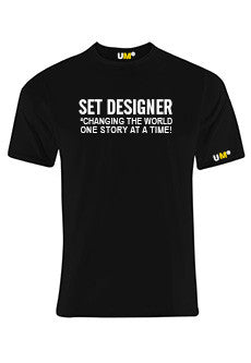 Set Designer | Black