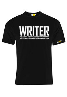 UMFF Souvenir T-Shirt | Writer | Black