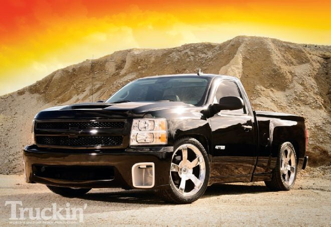 2008 Chevy Silverado - Life In The Fast Lane - Truck Trend