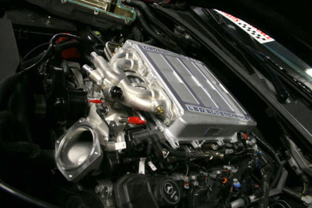 Cadillac CTS-V + ZR1 Supercharger = Fastlane's 630 HP CTS-VR1!