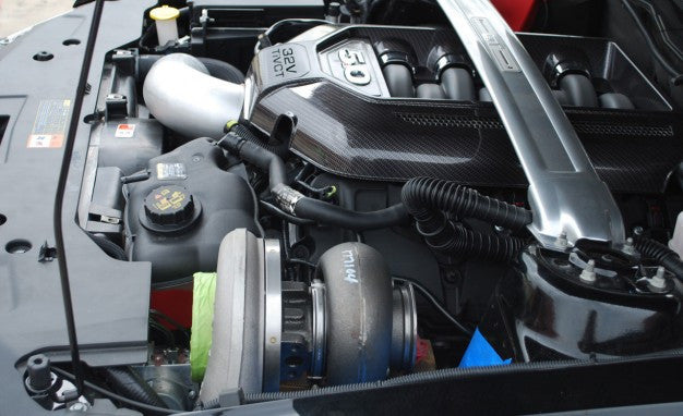 Fastlane Launches Turbo Kit for 2011 Mustang GT 5.0 - Car and Driver