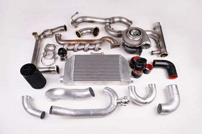 Fastlane Turbo Now Offers Stage 4 Turbo Package
