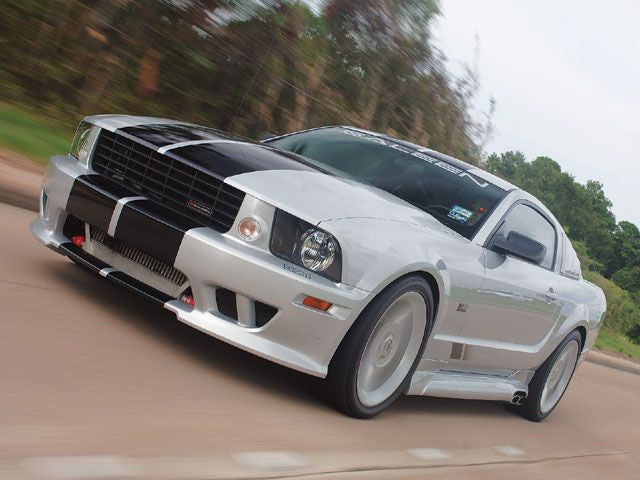 2005 Ford Mustang Saleen S281 - Power in the Hands of Two - Mustang 360