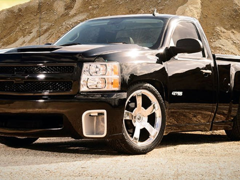 2008 Chevy Silverado - Life In The Fast Lane - Truck Trend ...