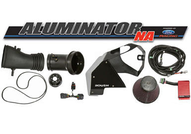 5.0L Ford Aluminator Engine - ROUSH Phase 1 to Phase 3 Supercharger Kit