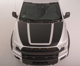 2015-2017 F-150 ROUSH Windshield Banner