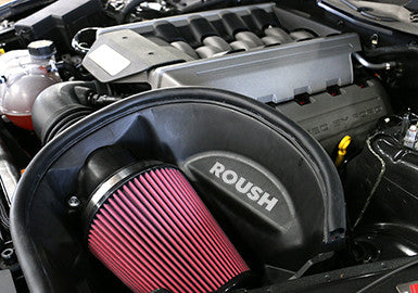 2015-2017 Mustang 5.0L ROUSH V8 Cold Air Kit