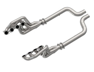 "2"" X 3"" HEADERS & NON-CATTED CONNECTION KIT - 2020 MUSTANG GT500 5.2L"