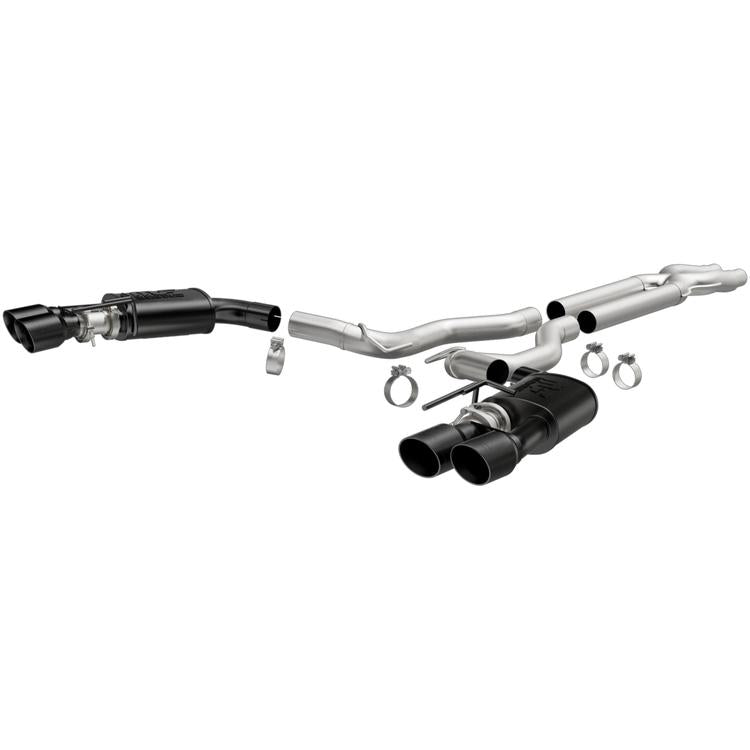 MagnaFlow Ford Mustang Competition Series Cat-Back Performance Exhaust System (2018 - 2020 V8 5.0L)