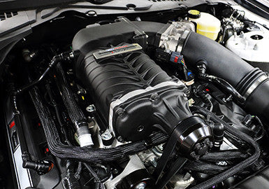 2015-2017 Ford Mustang Supercharger - Phase 2 727 HP Calibrated