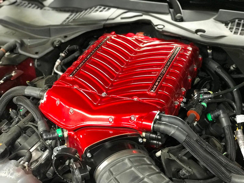 2016 - 2020 Shelby GT350 / GT350R Whipple Supercharger