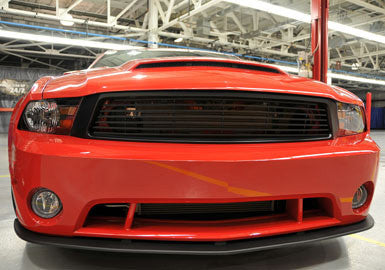 Ford Mustang Grille Upper (2010-2012)