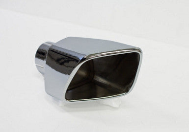 Mustang Square Exhaust Tip LH, Replacement (2011-2012)