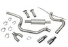 2012-2017 Ford Focus ROUSH High-Flow Exhaust Kit