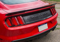 2015-2020 Mustang ROUSH Rear Spoiler (Coupe Only)