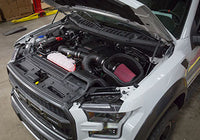 2015-2018 F-150 ROUSH 2.7L and 3.5L EcoBoost V6 Cold Air Intake Kit