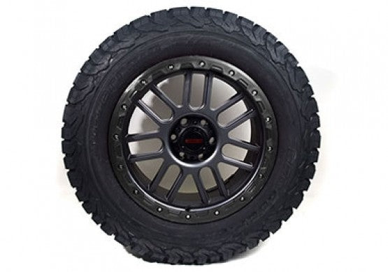2015-2020 F-150 20-Inch Wheel with Rim Guard and BFG KO2 Tire - Set of 4