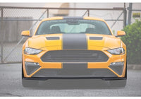 2018-2020 ROUSH Mustang Chin Spoiler and Wheel Shroud 3-Piece Aero Kit