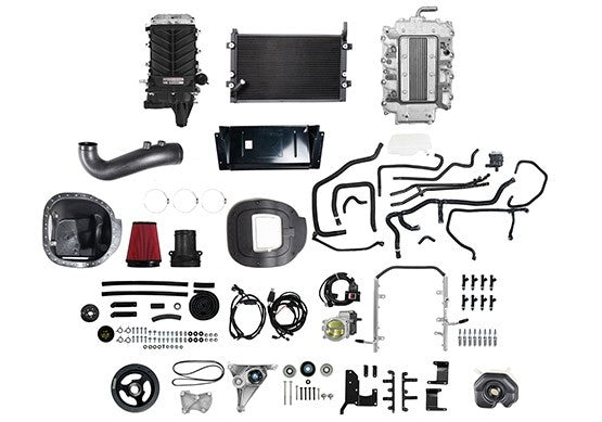 2018-2020 F-150 Supercharger Kit - Phase 1 650HP
