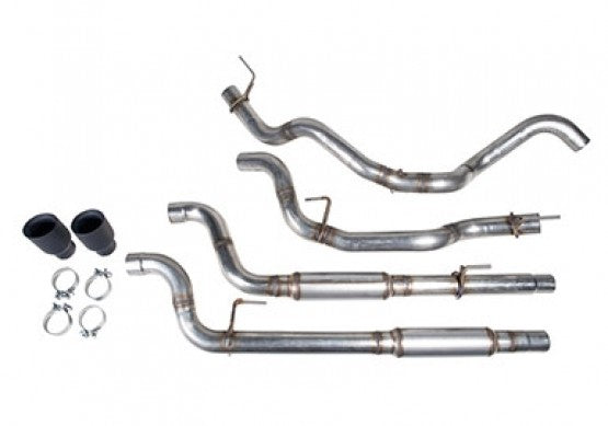2017-2019 ROUSH F-150 RAPTOR CAT-BACK EXHAUST KIT