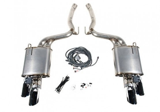 2018-2020 Mustang 5.0L V8 ROUSH Active iO Exhaust Kit