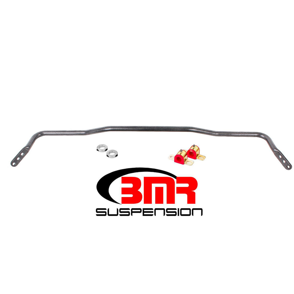 BMR BLACK HAMMERTONE REAR SWAY BAR FOR 2015-2020 FORD MUSTANG
