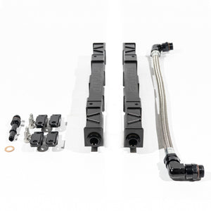 2020 SHELBY GT500 5.2 L PREDATOR BILLET FUEL RAIL KIT