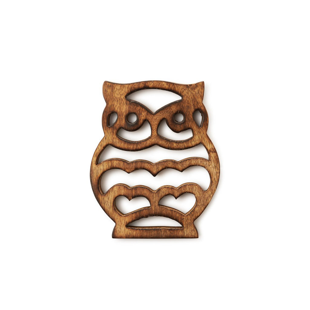 Owl Trivet (Pot Rest)