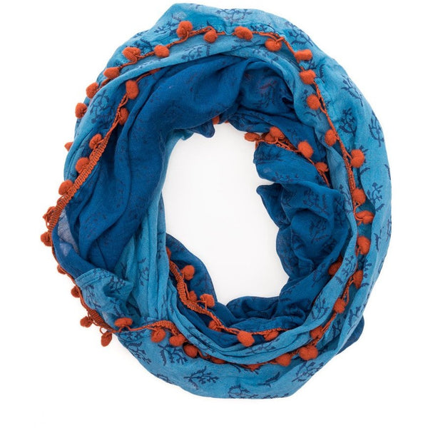 Ombre Grove Infinity Scarf