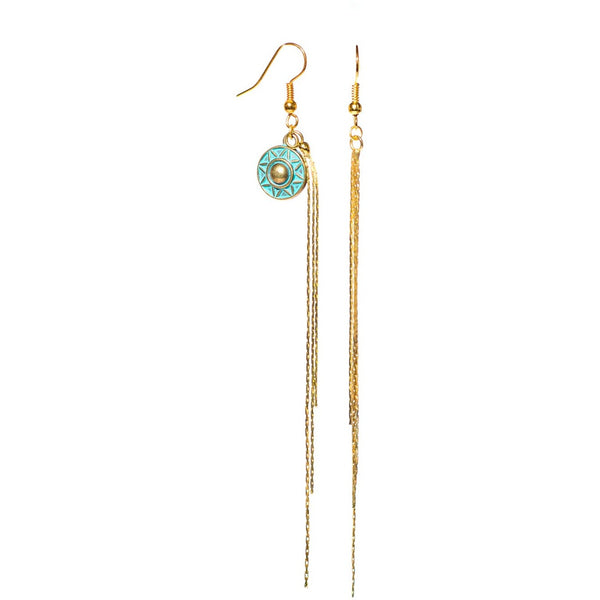 Shoulder Trio Skimming Earrings