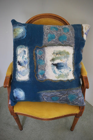 Felted Cushions