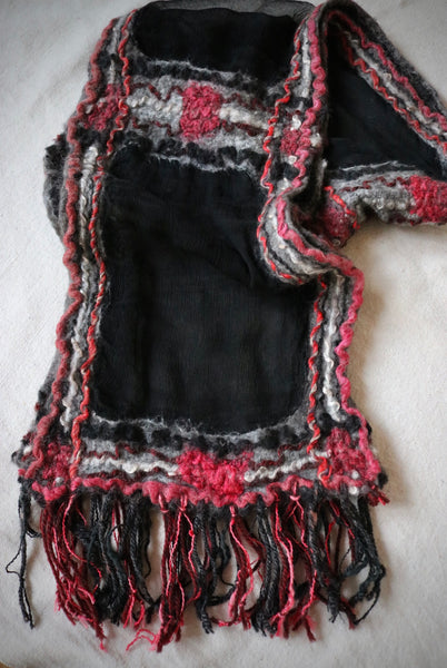 The Darker Hue Scarf