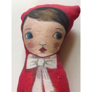 Art Doll - Red