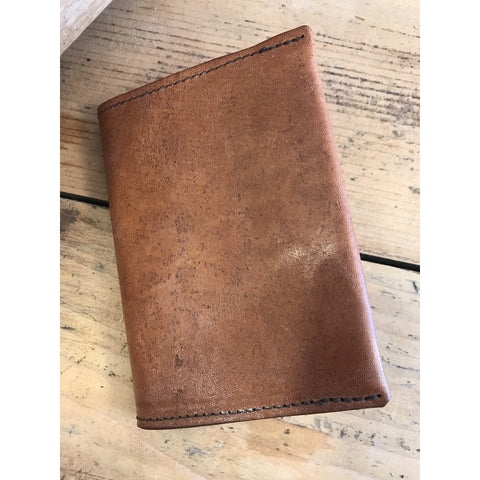 kangaroo leather notebook