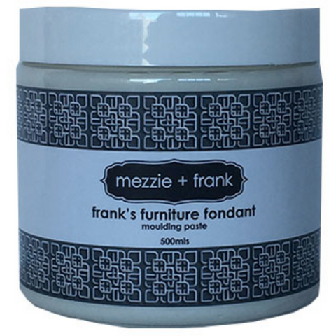 Frank's Furniture Fondant