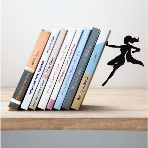 Supergal Bookend