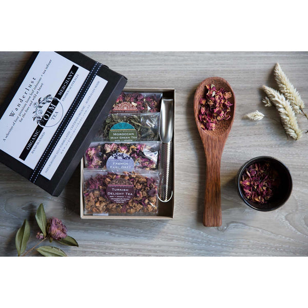 Organic Merchants Tea Gift Sets